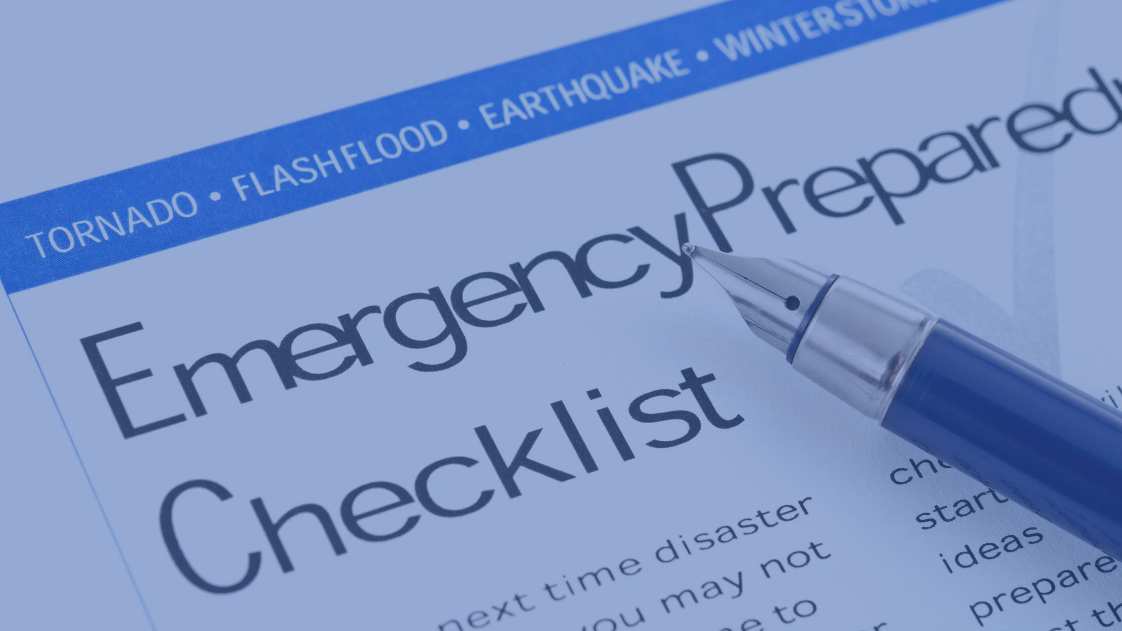 National Preparedness Month: How to Prepare for a Disaster and Communicate in the Office